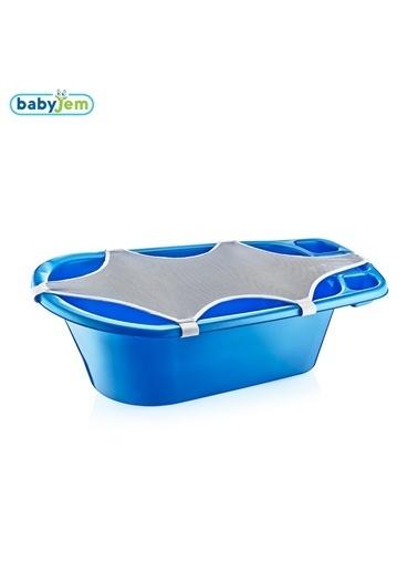 Baby Jem Babyjem Bebek Banyo Filesi Eko  Beyaz